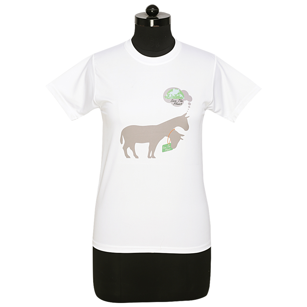 Goopsole Save The Planet T-Shirt