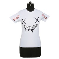 Goopsole White and Black T-Shirt